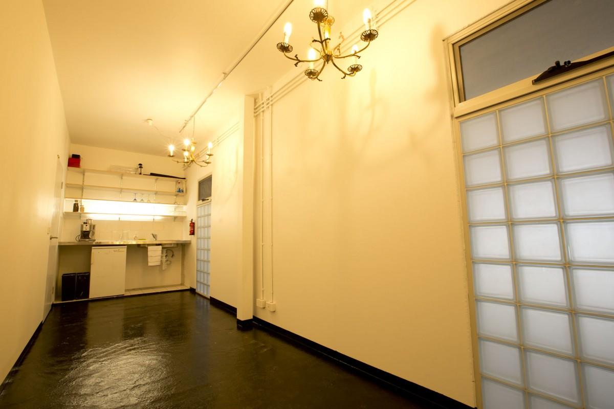 BIGBANG studio greenroom