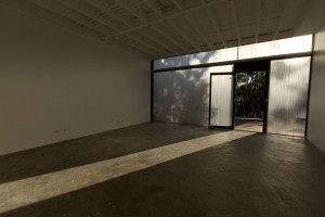 BIGBANG studio empty room
