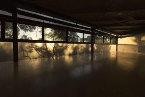 BIGBANG studio upstairs shadows